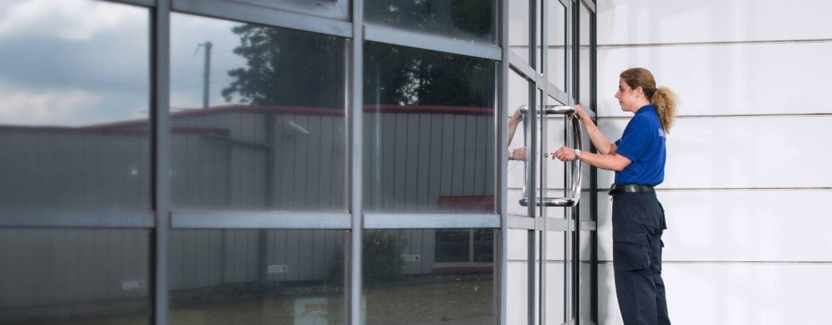 Schliessdienst der National Guard Services GmbH